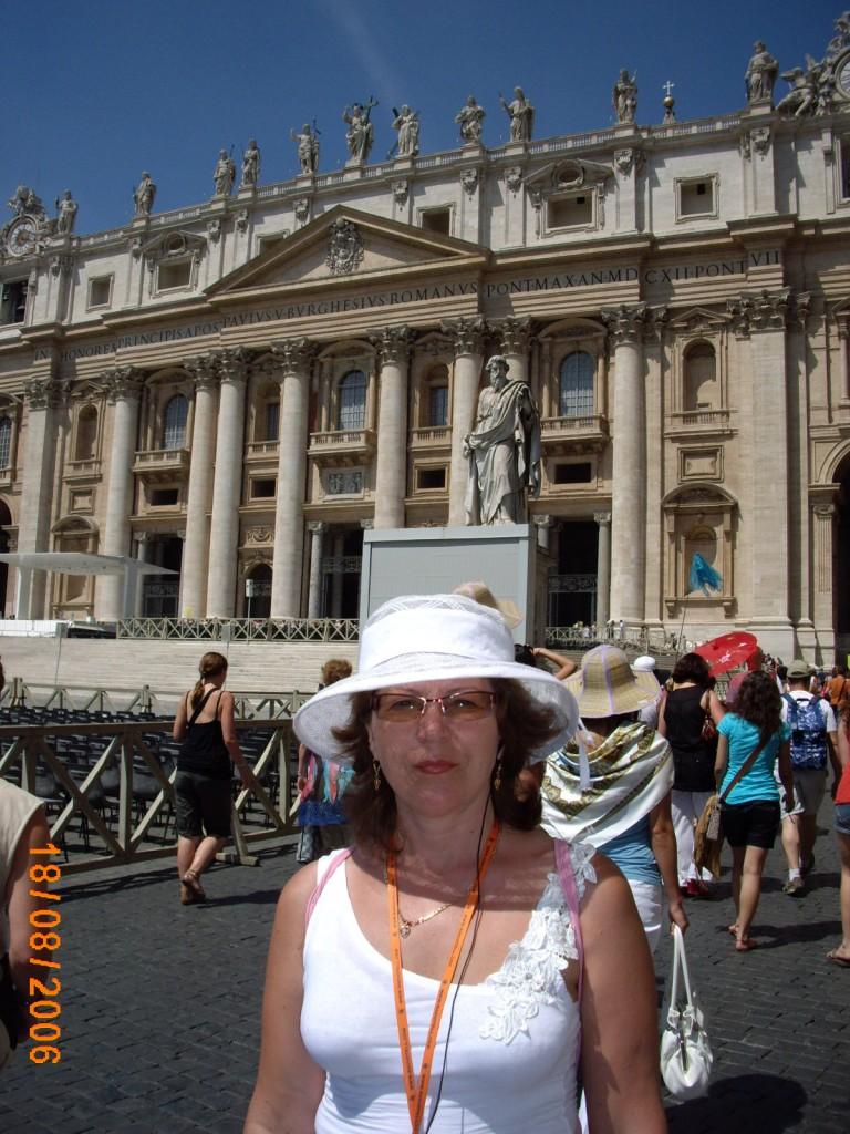Италия. Рим. Ватикан.
